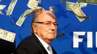 Fifa gibt Blatters Gehalt bekannt