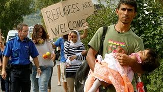 Bund rechnet mit deutlich mehr Asylgesuchen