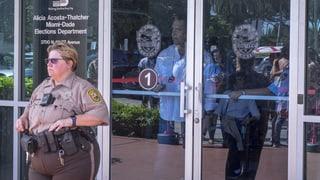 Florida ordnet Neuauszählung an