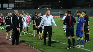 Skandal-Spiel mit 3:0 für Legia gewertet
