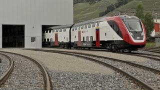 So sehen die neuen SBB-Züge von innen aus