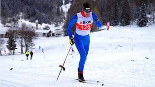 Premiera grategiada da Luca Tavasci als campiunadis mundials