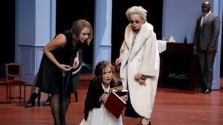Bondy inszeniert grosses Schauspieltheater mit Isabelle Huppert