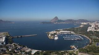 Sieben Athleten aus Region in Rio mit dabei