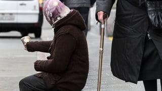 Betteln wird im Kanton Nidwalden nicht verboten