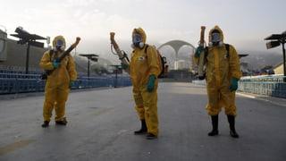 Zika-Virus: «Die Entwicklung hat alle überrumpelt»