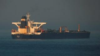 Gibraltar will «Grace 1» ziehen lassen
