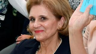 FDP-Frauen wittern mit Moret Morgenluft
