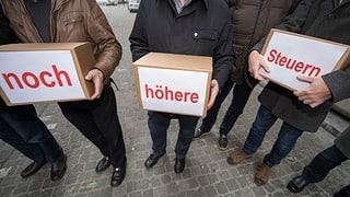 «Die Luzerner Regierung muss Tatbeweise bringen»