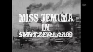In Schwarzweiss auf Miss Jemimas Spuren