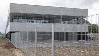 Strom weg im Gefängnis Deitingen wegen Kurzschlusses