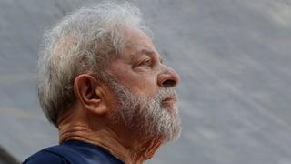 Lula, ein Kandidat im Knast