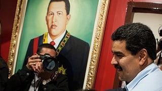 Chávez kommt nicht zu seiner Vereidigung
