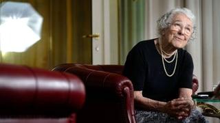 Autorin von «Als Hitler das rosa Kaninchen stahl» gestorben (Artikel enthält Audio)