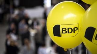 Aargauer BDP verzichtet auf eine Kandidatur