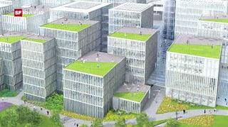 Flughafen Zürich plant Luxusquartier