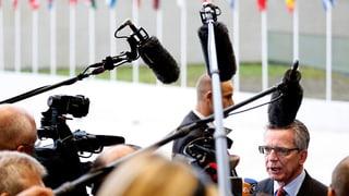 Flüchtlingsströme: Dublin-Staaten machen Druck auf Italien