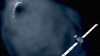 Rosetta nimmt Tschuri noch genauer ins Visier