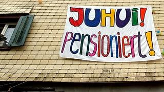 Grosskonzerne pensionieren ihre Angestellten meist frühzeitig