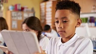 Digitale Revolution im Klassenzimmer