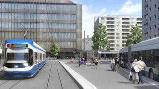 Altstetter skeptisch gegenüber neuem Tram und neuer Bahn