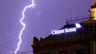 Milliarden-Klage gegen die Credit Suisse