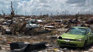 Marsh Harbour nach Hurrikan «Dorian» – die ausradierte Stadt