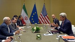 Atomverhandlungen nehmen nächste Hürde