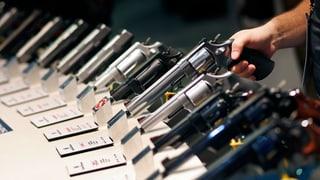 US-Senat lehnt schärfere Waffengesetze ab