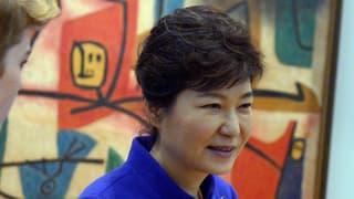 Staatsbesuch aus Südkorea im Zeichen des Handels