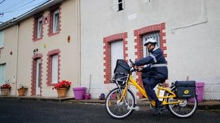 In Frankreich wird der Briefträger zum Sozialarbeiter