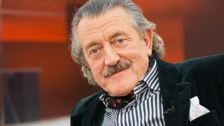 Video «Roger Schawinski im Gespräch mit Dieter Meier» abspielen