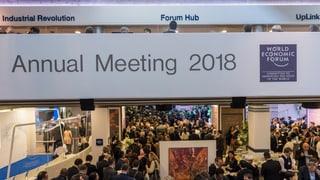 Segirezza al WEF 2018: Bilantscha positiva