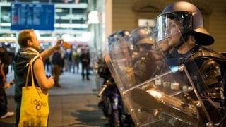 Was darf die Kantonspolizei und was nicht?