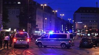 Chronologie: Der Amoklauf von München im Minutenprotokoll