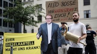 Unzufrieden mit Deutschlands Diesel-Lösung