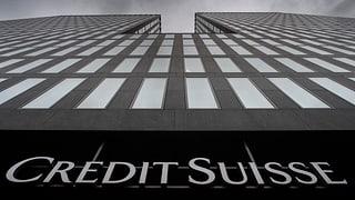 Credit Suisse streicht weitere 2000 Stellen