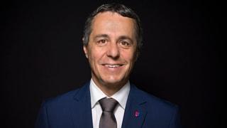 Ignazio Cassis: Der knallharte Nette