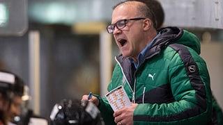 Wackelt der Stuhl von Trainer Maurizio Mansi?