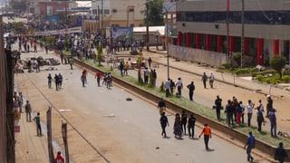 Massenentführung von Schülern in Kamerun