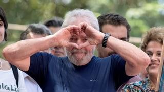 Brasiliens Ex-Präsident Lula bleibt in Haft