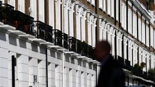 Grossbritannien will Schwarzgeld aus Immobilienmarkt vertreiben