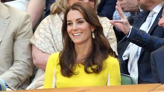 Prinz George auf den Spuren von Federer