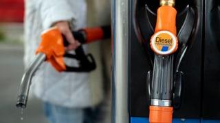 Deutsche Städte dürfen Dieselautos Zufahrt verweigern