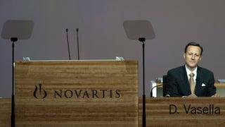 Décharge für Novartis? Die Meinungen sind geteilt