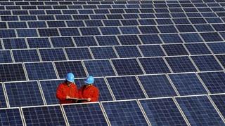 Solarstreit: China packt die Keule aus