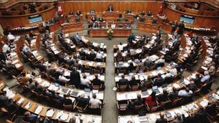 Zuwanderungsinitiative: Das Protokoll zur Eintretensdebatte