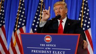 Erste «Trump-Effekte» in der Schweiz