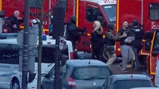 Frankreich: Mutmassliche Attentäter getötet, vier tote Geiseln
