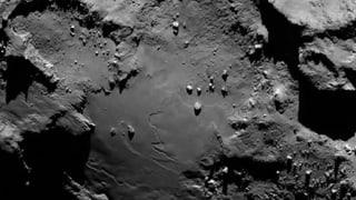 Der Stoff aus dem der Komet «Chury» besteht